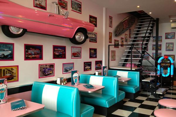 Carte American Bar Cafe